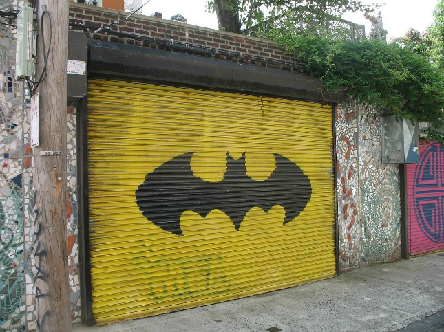 dana dana dana dana Batman!